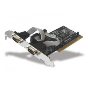 carte pci vers rs232