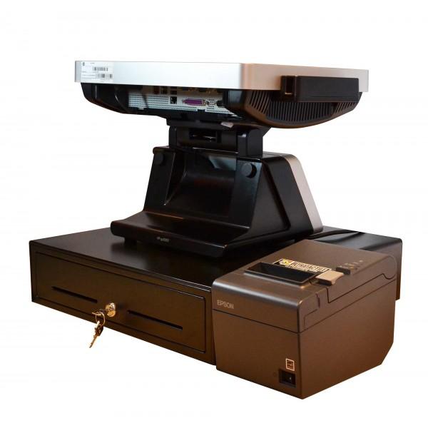 caisse tactile tout en un restaurant hp ap 5000 occasion garantie. Black Bedroom Furniture Sets. Home Design Ideas
