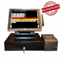 Pack caisse enregistreuse tactile AP5000 - ultracaisse restaurant - Reconditionné