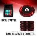 Bipeur client Coaster - Top Prix