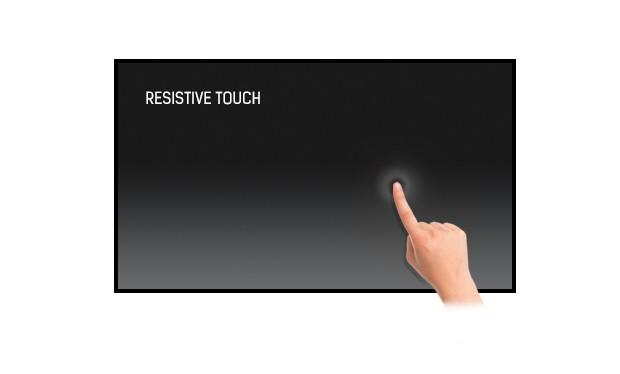 tactile résistif 9 points