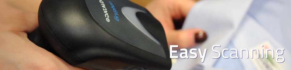 DATALOGIC lecteur code barre à main