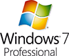 Windows 7 professionnel - RP7 HP 7800ALL
