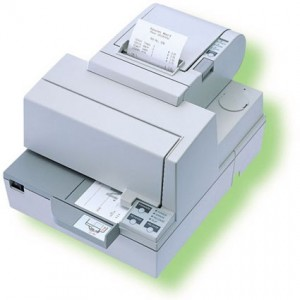 Imprimante ticket EPSON TM-H5000II reconditionné garantie 1 an