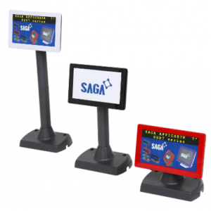 """SGD7 - Afficheur client + Pub - LCD 7"""" - NEUF"""