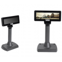 SAGA SGDP-650 Afficheur client 2 lignes + Pub LCD - NEUF