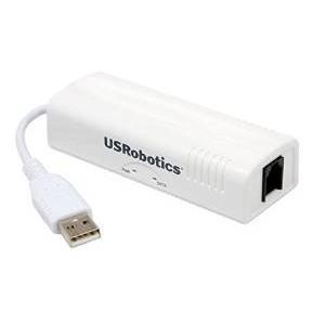 Modem USB 56K USROBOTICS 5637- Neuf