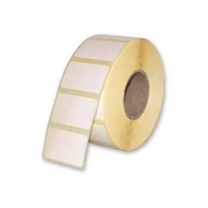 Rouleaux étiquettes thermique 34x14mm - 1000 étiquettes