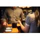 Bipeur pour client COASTER + BASE comptoir