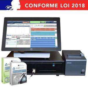 caisse HP RP9015 commerce - NEUF
