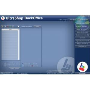 UltraBackoffice - Gestion multi points de vente