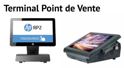 terminaux point de vente tactile professionnel